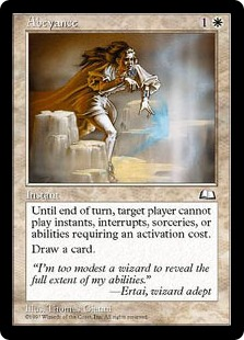 Weatherlight Inner Sanctum LP Magic The Gathering MTG