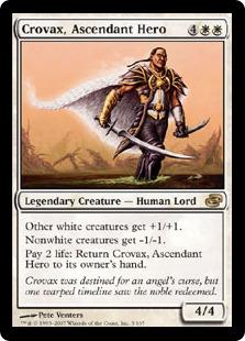 White Rare PLC Planar Chaos MTG: Benalish Commander Magic Card